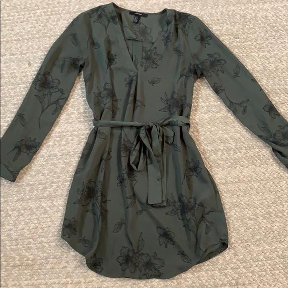 Forever 21 Dresses & Skirts - Forever 21 tie dress